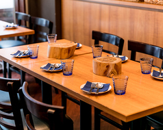 テーブル席…各種ご宴会にどうぞ♪