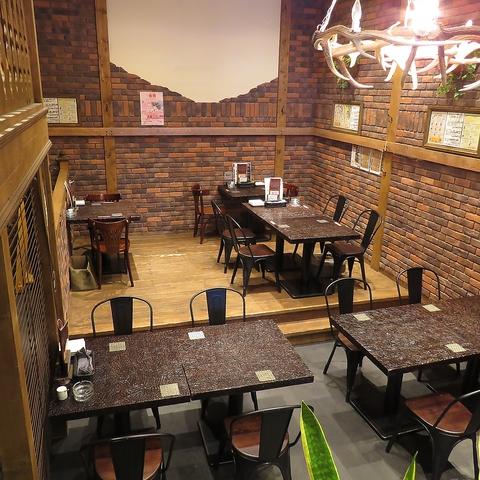 函館ウェスタンキッチン すすきの店 店舗イメージ7