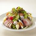料理メニュー写真おすすめサラダ ※ランチセット (アメリカンワッフル+ドリンク付)