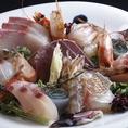ご予約頂ければ、予算に応じて旬のお魚の刺身や伊勢エビ ふぐスッポンなどもご用意させて頂きます。お気軽にお問い合わせ下さい。
