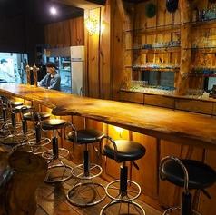 お一人様飲みにも最適な空間です。種類豊富なお酒と絶品おつまみでゆっくりとした時間をお過ごしください♪