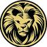 金獅子のホルモン 元町店のロゴ