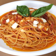 スパゲティー大盛り無料☆