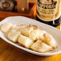 料理メニュー写真北海道南富良野産!男しゃく芋のじゃがバター