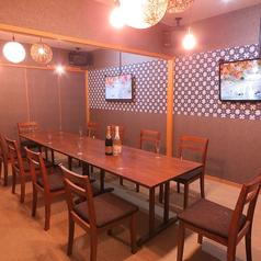 個室創作ダイニング くるみ食堂の雰囲気1