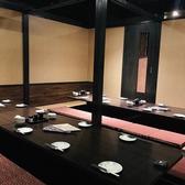 海鮮個室居酒屋 瀬戸内大庵 新大阪店の雰囲気3