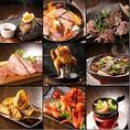 肉!肉!肉!肉三昧の新潟肉バルあべじ!!オススメは「ビア缶チキン」だけども、多彩な肉料理をご用意♪スピードメニューから本格肉料理まで・・・どんな利用にも◎