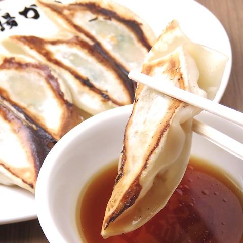 【がやセット】120分飲み放題付焼き餃子&よだれ鶏含む全2品1650円(税込)