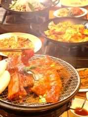 韓国の味の写真