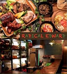 ラディカル エドワード RADICAL EDWARD 池袋店の写真