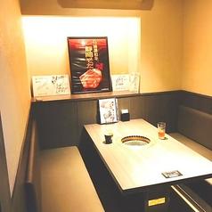 焼肉 藤吉郎 横浜の雰囲気1