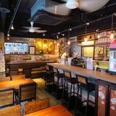ピンクエレファント タイ料理 新富町の雰囲気2