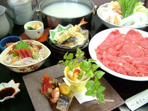 日本料理 しゃぶしゃぶ はた野