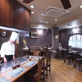 鉄板焼ステーキレストラン 煉瓦屋 高槻店の雰囲気2