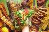 野菜で包む専門店 べジップ WORLD BBQ 仙台店のおすすめポイント1