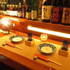 料理人の手さばきを楽しみながらお食事を楽しめます【町田 居酒屋 飲み放題 個室 海鮮 送別会 歓迎会】※4月1日より全面禁煙になります。