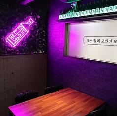 サムギョプサル×鍋×韓国料理 OKOGE 梅田東通り店の特集写真
