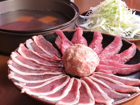 【鴨料理】が自慢のぶた家グループ最新店舗!鴨しゃぶや串焼き1本を昼から堪能OK!