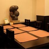 ~6名様用のテーブル席
