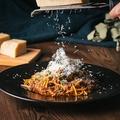 料理メニュー写真天使のチーズ ボロネーゼ