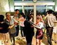 趣味のダンスも皆さんでどうぞ♪クラブイベント・Discoイベント・ダンス発表会などご利用出来ます。ライブ会場としても!ミラーボール照明で雰囲気作りもお手伝いします☆