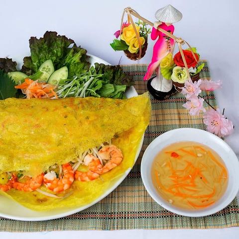 おもてなしのベトナム食堂!ハーブや発酵食品を多く使った料理で体の中もきれいに♪