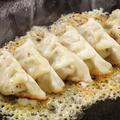 料理メニュー写真パリパリチーズの牛肉餃子
