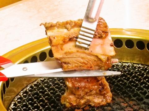 韓国料理 焼肉 向