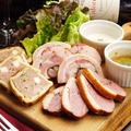 料理メニュー写真厳選シャルキュトリー 肉の盛り合わせ