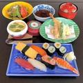 料理メニュー写真お寿司セット 雅(みやび)