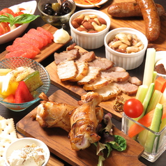 燻製DINING ROOKStand ロークスタンドの写真