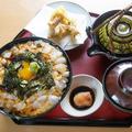 料理メニュー写真海香亭名物イカとろろ丼