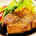 料理メニュー写真イベリコ豚のロースト