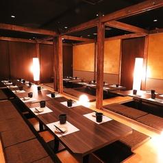 地酒と和個室居酒屋 一之蔵 仙台駅前店の特集写真