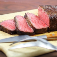 ensoの肉料理