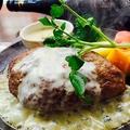 料理メニュー写真濃厚ブルーチーズソース