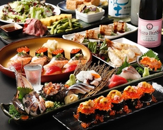 海鮮料理 鮨 魚丁天 蒲田店の写真