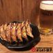 オリオン餃子の看板MENU!自慢の自家製餃子と生ビール!