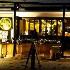 炭火焼とワインの酒場 VOLTA 北新地店の外観1