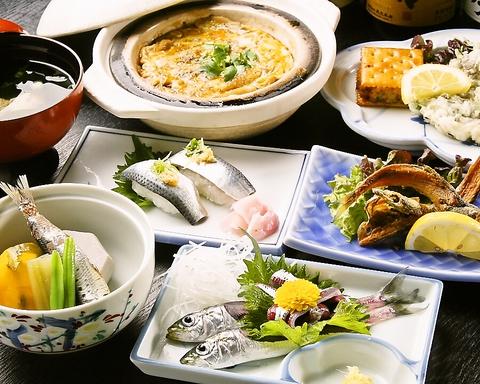 旬食材、高級食材がリーズナブルな価格で味わえる、本格料理人のお店。