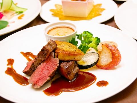 日光駅前で交通至便!日光の地元食材を贅沢に使った本格洋食が楽しめるレストラン。