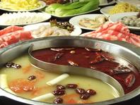 本場の四川料理をお楽しみ下さい。