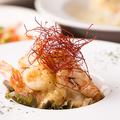 料理メニュー写真roti自家製マヨネーズ海老マヨ