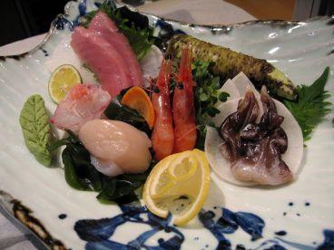 鮨処 写楽 大阪北第一店のおすすめ料理1