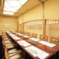 【団体】 洋室個室  <山茶花1・2・3> 14~16名様