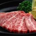 料理メニュー写真和牛カルビ