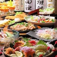 各種宴会に最大150分飲み放題付コース4000円~ご用意!