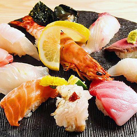 海鮮 寿司処 海どう