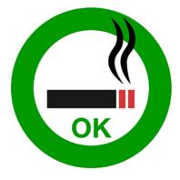 喫煙可能店です!