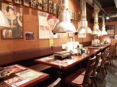 味噌とんちゃん屋 堀田ホルモンの雰囲気2